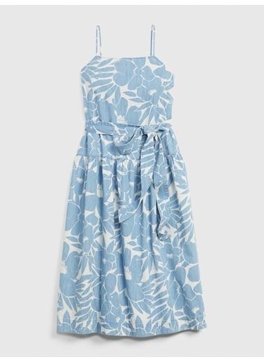 Gap Elbise Mavi